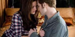 Bella loses her virginity to Edward in Twilight