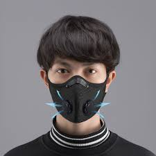 N95 N99 <b>Cycling</b> Mask FFP3 <b>Bike Active Carbon</b> With Filter Dust ...