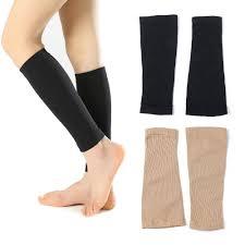<b>1 Pair Spring</b> Summer Women Men Medical Support Leg Shin ...