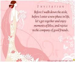 Ideas for Wedding Shower Invitations, Wedding Shower Invitation Ideas