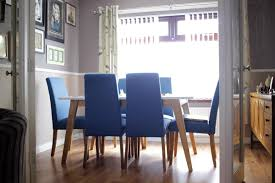 Teal Dining Room Chairs Embracing Teal Living Amp Dining Room Refresh