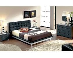 elegant modern bedroom set in black made in spain 33b51 and modern bedroom set black bedroom furniture set