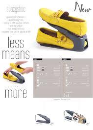 <b>Органайзер для обуви</b> Spacyshoe | Prosperplast