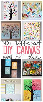 wall art decor canvas diy canvas wall art ideas  canvas tutorials