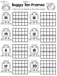 Kindergarten Common Core Math Worksheets - WorksheetsKindergarten Common Core Standards Via Number Worksheets