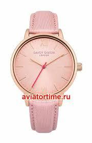 <b>Часы Daisy Dixon</b> DD007PG, английские кварцевые наручные ...
