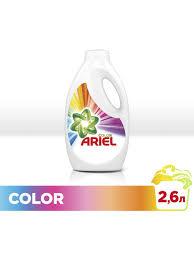 <b>Гель для стирки</b> Color 40 стирок 2,6 л. <b>Ariel</b> 3936897 в интернет ...