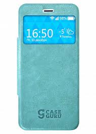 <b>Чехол CaseGuru</b> Коллекция Ultimate Case Бирюзовый для ...