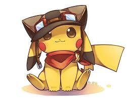 Resultat d'imatges de pikachu