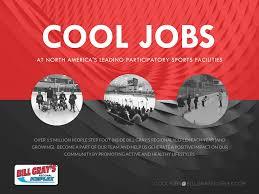 cool jobs bill gray s regional iceplex picture