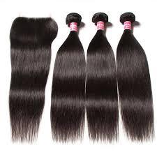 <b>Brazilian Straight Hair</b> – KLAIYI