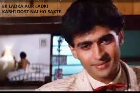 Happy Friendship Day: 10 popular Bollywood dialogues on friendship ... via Relatably.com