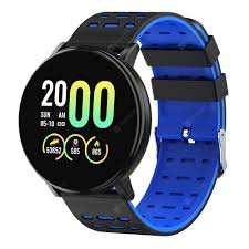 <b>119Plus</b> Smart Watch Blue Smart Watches Sale, Price & Reviews ...