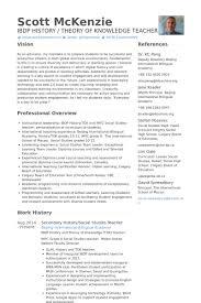 high school history and middle school social studies teacher resume samples middle school teacher resume examples