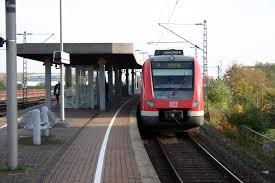 Neuss Am Kaiser station