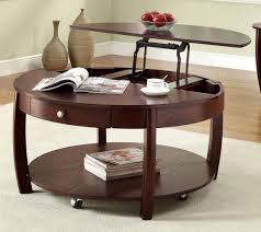 Round Function Tables Round Glass Oak Side Table Small Living Room Tables Side Table