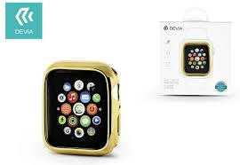 <b>Devia Gold</b>-<b>Plated</b> Series Case skirtas Apple Watch(40mm), Gold ...
