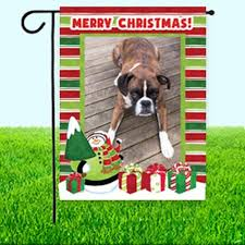 Merry Christmas! - <b>Custom Photo Garden</b> Flag | Christmas flag, Flag ...