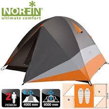 <b>Палатка Norfin Begna 2</b> Alu Ns с алюминиевыми дугами 2-х ...