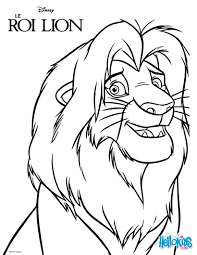 Small Picture The lion king simba coloring pages Hellokidscom