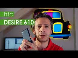 HTC Desire 610 la recensione di HDblog - YouTube