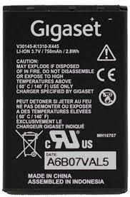 Купить <b>Аккумулятор Gigaset SL400H</b> 750mAh for DECT в ...