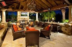 outdoor patio chandeliers design