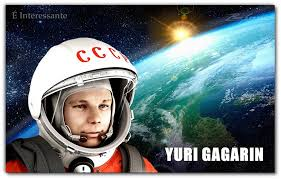 Resultado de imagem para Yuri Gagarin