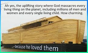 Image result for noah's ark + evolution images