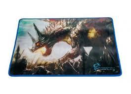 <b>Коврик Qumo</b> Dragon War <b>Daemon</b> Hunt Многоцв купить недорого ...
