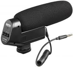 <b>Микрофон Boya BY-VM600</b> черный купить в Москве: цена ...