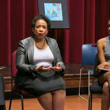 u s attorney general addresses pittsburgh s community police u s attorney general loretta lynch addresses a group of pittsburgh high school students and graduates in a discussion on community police relationships