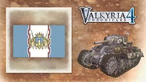 <b>Valkyria Chronicles 4</b>: Tank <b>Decal</b> - Gallian Crest for Nintendo ...
