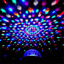 Wireless Bluetooth <b>Seven Color</b> stage Lamp <b>Mobile phone</b> Speaker ...