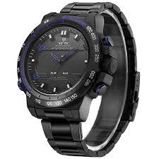 <b>WEIDE</b> 6102 <b>Genuine Nylon Watches</b> Mens Brand Luxury Sport ...