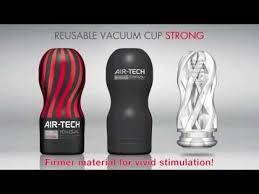 <b>Мастурбатор Tenga Cup</b> Air-Tech - YouTube