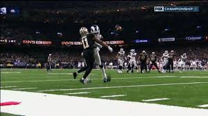 Rams-Saints ends with ugly pass interference no-call, here's the ...