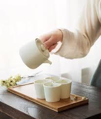 <b>Чайный набор Xiaomi Clover</b> Japanese Tea Set купить недорого в ...