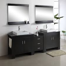 dual vanity bathroom: peachy design ideas dual bathroom vanity sink  inches layout vanities and cabinets white height ideas