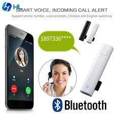 HL Wireless <b>Bluetooth</b> Headset Multi-Language Voice Translator ...