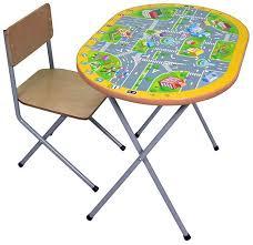 <b>Фея Набор</b> детской <b>мебели Досуг</b> ПДД — купить в интернет ...