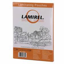 389 отзывов на <b>Lamirel Плёнка для ламинирования</b> А4 75мкм ...