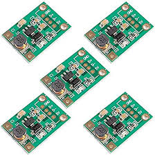 <b>3Pcs</b> dc-dc 5v/<b>9v</b>/<b>12v</b>/28v boost converter adjustable step up *power ...