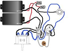 wiring diagram for emg active pickups the wiring diagram emg pickups wiring diagram nodasystech wiring diagram