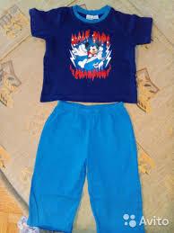 <b>Пижама Mickey Mouse</b> купить в Перми   Личные вещи   Авито