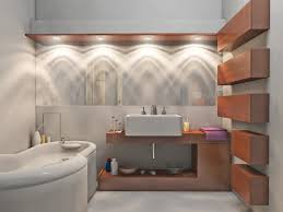 surprising decorative lighting for bathroom creating a nice pattern on the wall and mirror attractive vanity lighting bathroom lighting ideas