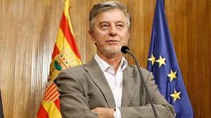 Resultado de imagen de alcalde zaragoza