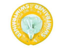 Купить <b>надувной круг</b> Swimtrainer (4-8 лет) жёлтый по цене от ...