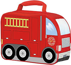 Thermos Novelty Soft Lunch Kit, Firetruck: Reusable ... - Amazon.com