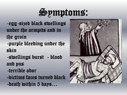 Image result for black plague